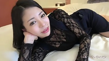 Japanese girl cummed and inside sex Cute